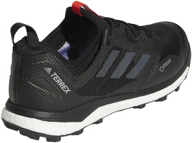 adidas TERREX Agravic XT Gore Tex Trail Running Shoes Men core blackgrey fivehi res red
